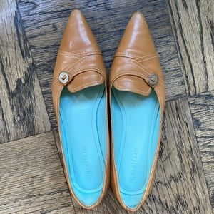 Cole Haan Pointy Toe Loafers - Size 9